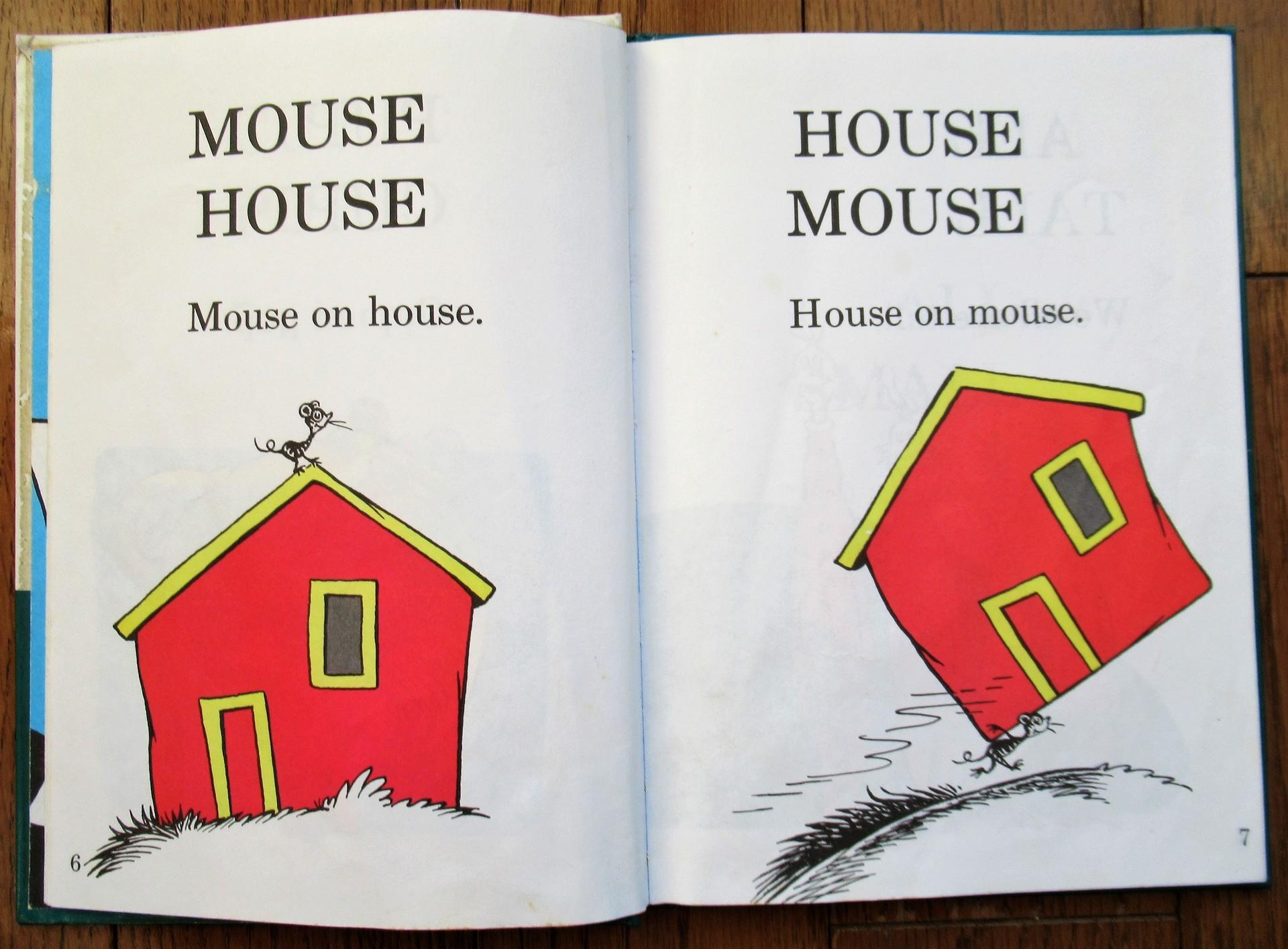 Mouse on House フォニックス