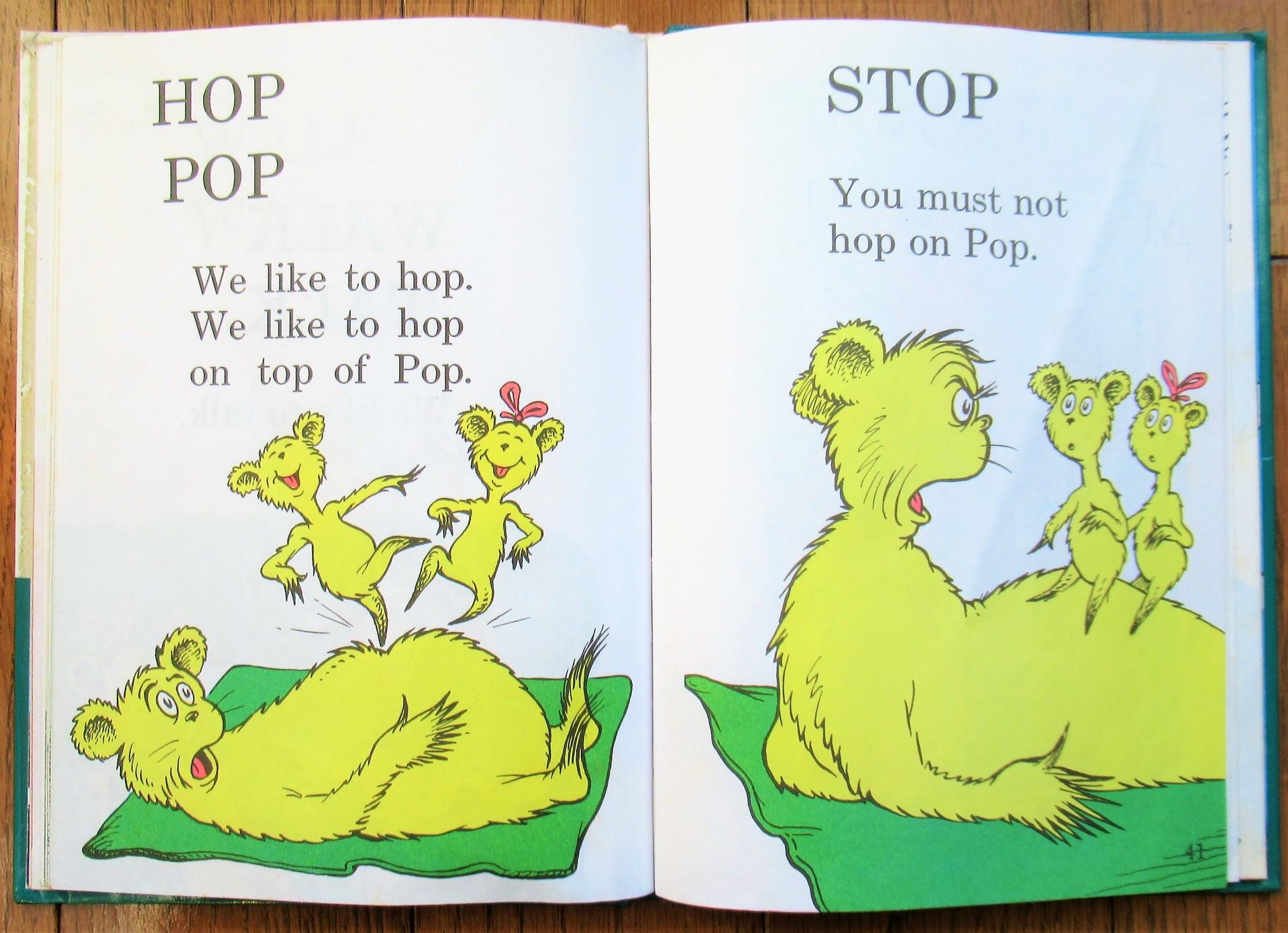 Hop on Popフォニックス