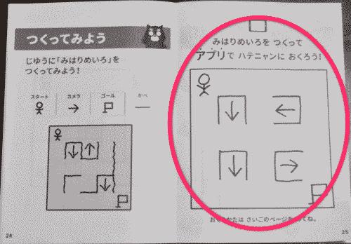 ハテニャンのパズルノート自作パズル