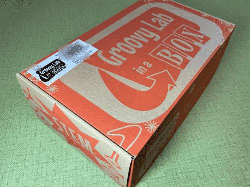 Groovy Lab in a Box外箱