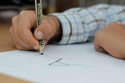 英語を書く